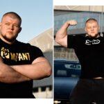 Павел Наконечный: попытка установить рекорд в становой тяге на 505+ кг и биография атлета