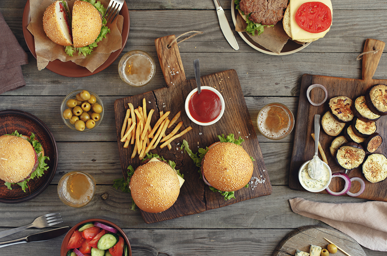 чизбургер макдональдс рецепт