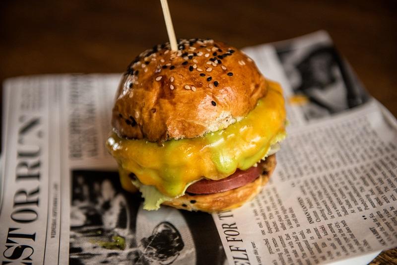 чизбургер рецепт в домашних