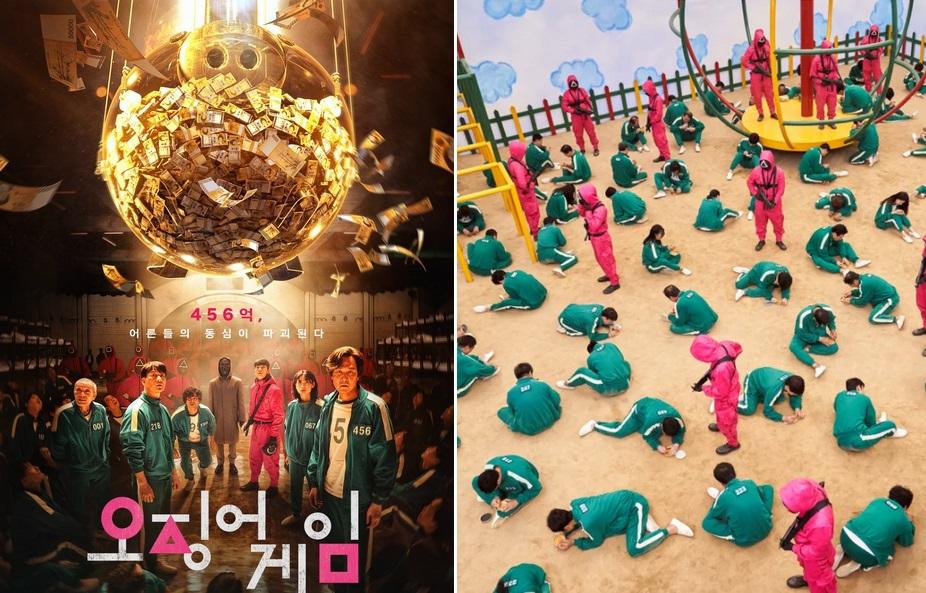 """""""Игра в кальмара"""": интересные факты о корейской новинке"""