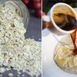 Овсянка с пармезаном и миндальным молоком: рецепт